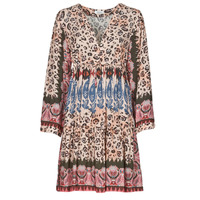 Clothing Women Short Dresses Replay W9602A-72330 Multicolour