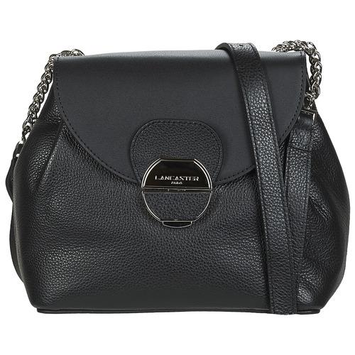 Bags Women Shoulder bags LANCASTER FOULONNE PIA 61 Black