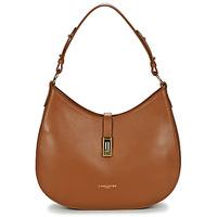 Bags Women Small shoulder bags LANCASTER MILANO 49 Camel