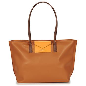 Bags Women Small shoulder bags LANCASTER MAYA 20 Camel