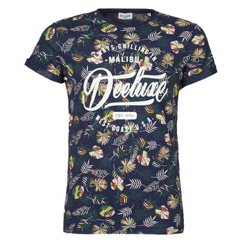 Clothing Men Short-sleeved t-shirts Deeluxe FRESHY Marine