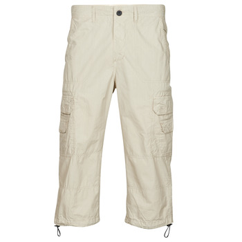 Clothing Men Cargo trousers Deeluxe RIVER Beige