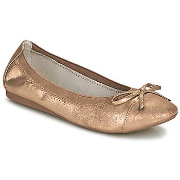 Shoes Women Flat shoes Moony Mood ELALA Bronze