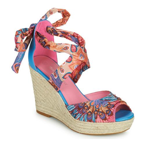 Shoes Women Sandals Moony Mood EFIRNIL Pink