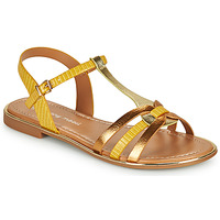 Shoes Women Sandals Moony Mood OSOM Yellow