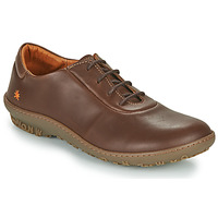 Shoes Women Derby Shoes Art ANTIBES Brown