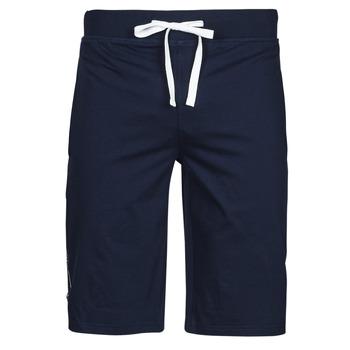 Clothing Men Shorts / Bermudas Polo Ralph Lauren SLIM SHORT Marine