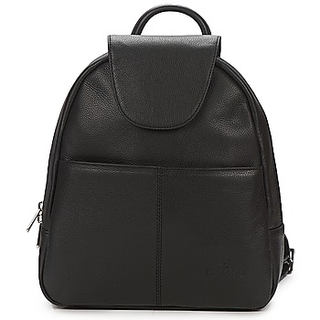 Bags Women Rucksacks Hexagona SPIRIT BACK Black