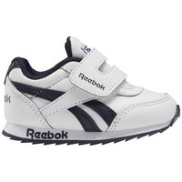 Shoes Children Low top trainers Reebok Sport Royal CL Jogger Black,Navy blue