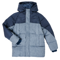 Clothing Boy Duffel coats Redskins  Blue