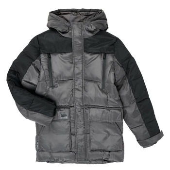 Clothing Boy Duffel coats Redskins  Black
