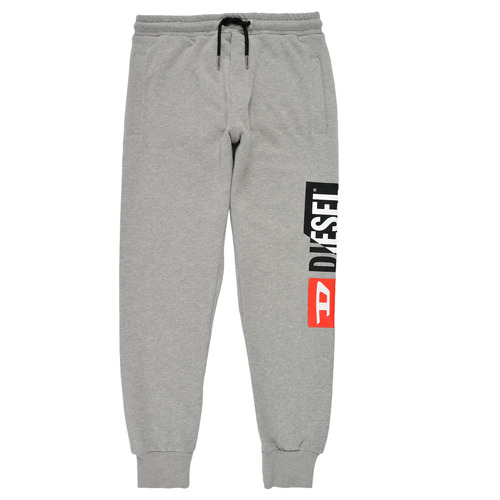 Clothing Boy Tracksuit bottoms Diesel PCUTY Grey