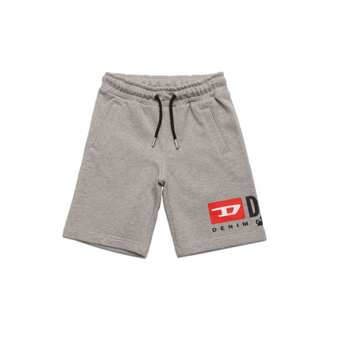 Clothing Boy Shorts / Bermudas Diesel PSHORTCUTY Grey