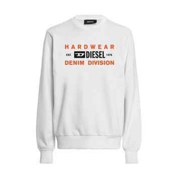 Clothing Boy Sweaters Diesel SGIRKK10 White