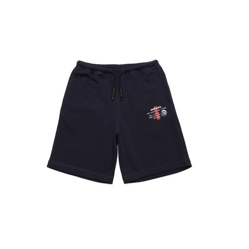 Clothing Boy Shorts / Bermudas Diesel PEDDY Blue