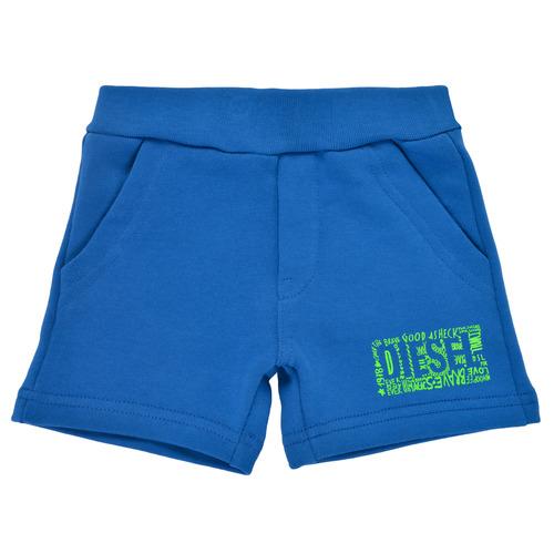 Clothing Boy Shorts / Bermudas Diesel POSTYB Blue