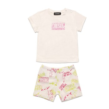 Clothing Girl Sets & Outfits Diesel SILLIN Multicolour