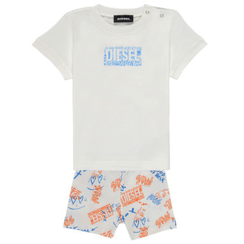 Clothing Boy Sets & Outfits Diesel SILLIN Multicolour
