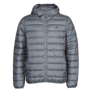 Clothing Men Duffel coats adidas Performance TODOWN HO JKT Grey