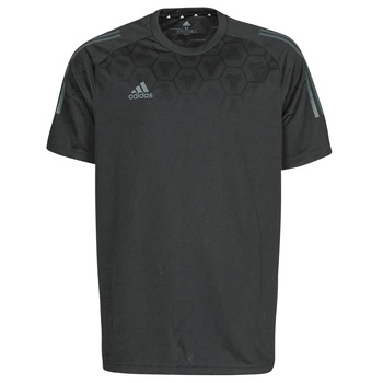 Clothing Men Short-sleeved t-shirts adidas Performance TAN JQD JSY Black