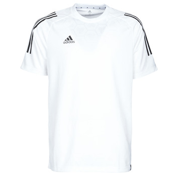 Clothing Men Short-sleeved t-shirts adidas Performance TAN JQD JSY White