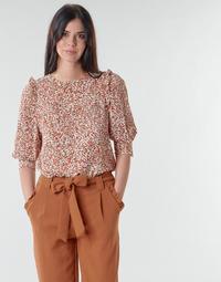 Clothing Women Tops / Blouses Betty London NIUTON Beige