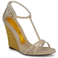 Shoes Women Sandals Magrit JOAQUINA Beige or