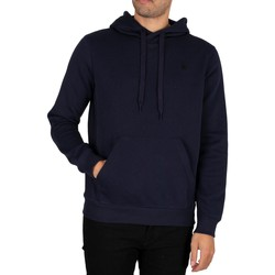 Clothing Men Sweaters G-Star Raw Premium Core Pullover Hoodie blue