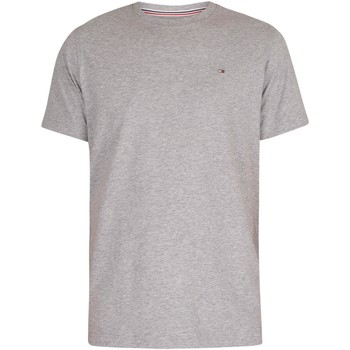 Clothing Men Short-sleeved t-shirts Tommy Jeans Original Jersey T-Shirt grey
