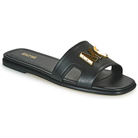 Shoes Women Mules MICHAEL Michael Kors KIPPY SLIDE Black