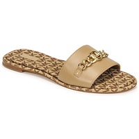 Shoes Women Mules MICHAEL Michael Kors RINA SLIDE Camel