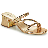 Shoes Women Mules MICHAEL Michael Kors LANA MULE Gold