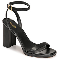 Shoes Women Sandals MICHAEL Michael Kors ANGELA ANKLE STRAP Black