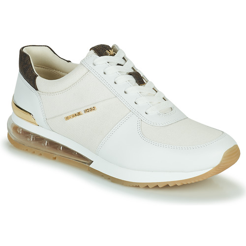 Shoes Women Low top trainers MICHAEL Michael Kors ALLIE TRAINER EXTREME Cream