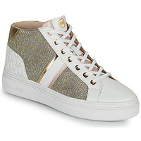 Shoes Women Low top trainers MICHAEL Michael Kors CHAPMAN MID Beige