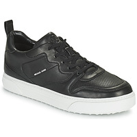 Shoes Men Low top trainers MICHAEL Michael Kors BAXTER Black