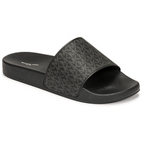 Shoes Men Sliders MICHAEL Michael Kors JAKE SLIDE Black