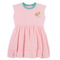 Clothing Girl Short Dresses Billieblush / Billybandit U12642-N54 Multicolour