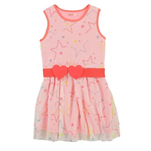 Clothing Girl Short Dresses Billieblush / Billybandit U12646-Z40 Pink