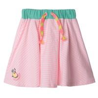 Clothing Girl Skirts Billieblush U13273-N54 Multicolour