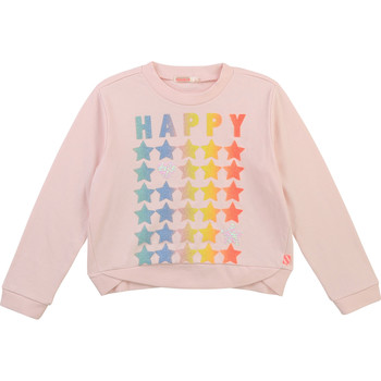 Clothing Girl Sweaters Billieblush / Billybandit U15842-45S Pink