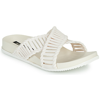 Shoes Women Mules Melissa COSMIC II & SALINAS White