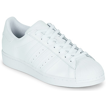 Shoes Low top trainers adidas Originals SUPERSTAR White