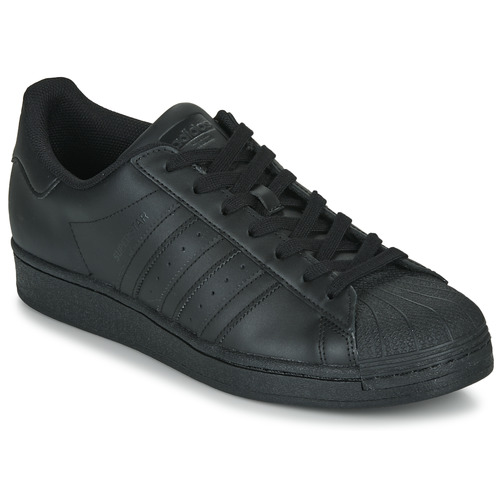 Shoes Low top trainers adidas Originals SUPERSTAR Black