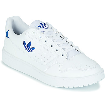 Shoes Low top trainers adidas Originals NY 92 White / Blue