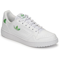 Shoes Low top trainers adidas Originals NY 92 White / Green