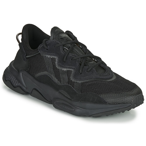 Shoes Low top trainers adidas Originals OZWEEGO Black
