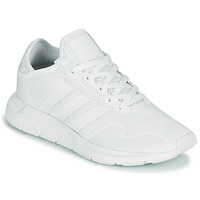 Shoes Children Low top trainers adidas Originals SWIFT RUN X J White