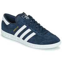 Shoes Men Low top trainers adidas Originals HAMBURG Marine