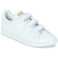 Shoes Low top trainers adidas Originals STAN SMITH CF SUSTAINABLE White